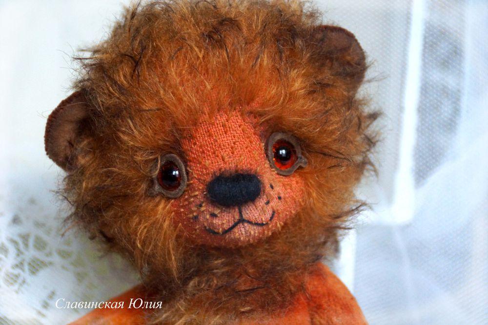 львенок тедди, игрушка львёнок тедди