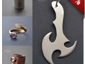 Скидка 20 % до конца июня на всё изделия в наличии!)   Ярмарка Мастеров - ручная работа, handmade