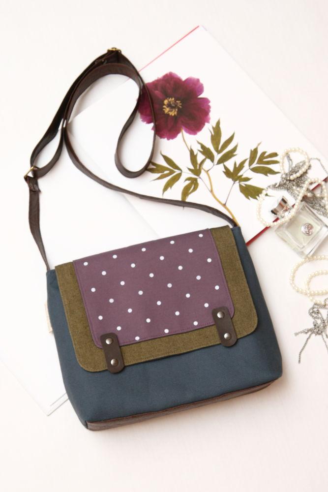 сумки, рюкзак из ткани, новая коллекция