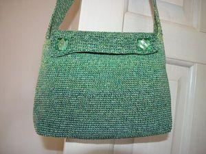 Завершен. Моя сумочка на аукционе.   Ярмарка Мастеров - ручная работа, handmade