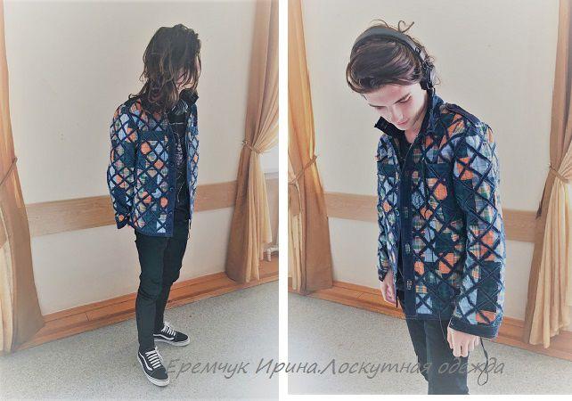 куртка для тинейджера, жакет-рубашка, бомбер, коллекция