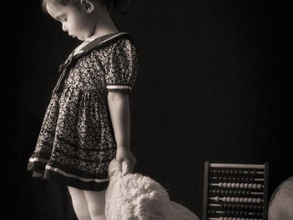Дети, Которые Нуждаются в Любви Больше Всех, Ведут Себя Хуже Всех | Ярмарка Мастеров - ручная работа, handmade
