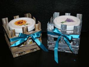 Делаем «деревянный» ящик из картона. Ярмарка Мастеров - ручная работа, handmade.