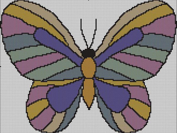 Мастер класс как создать схему вышивки бисером в Pattern Maker   Ярмарка Мастеров - ручная работа, handmade