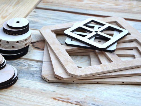 Список заготовок для плетения мандал и часов   Ярмарка Мастеров - ручная работа, handmade