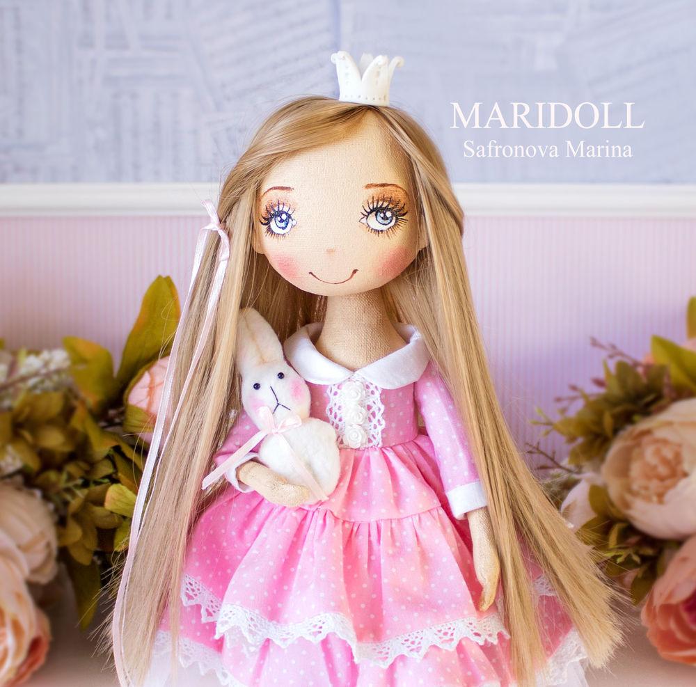 купить авторская кукла, кукла для детской, купить подарок любимой