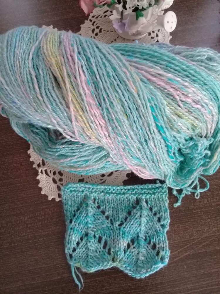 прядение шерсти, пряжа для вязания