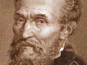 История одного шедевра Michelangelo. Ярмарка Мастеров - ручная работа, handmade.