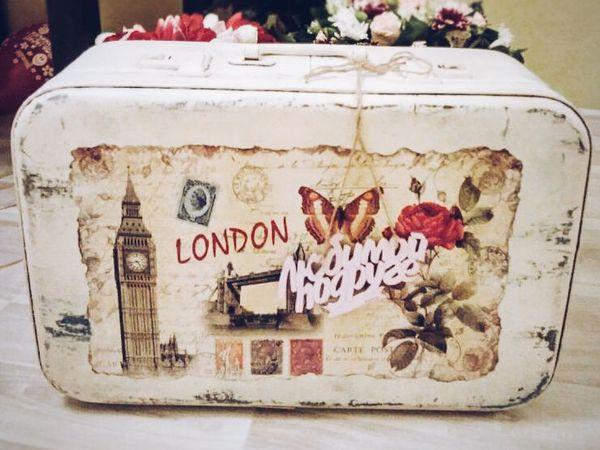 О чемоданах | Ярмарка Мастеров - ручная работа, handmade