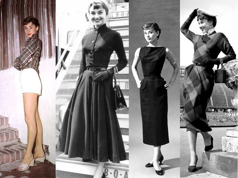 d74dbe5a864 ... волшебными образами из кино 50-60 годов. Тогда самые красивые и яркие  кинозвёзды частенько примеряли на себя черное платье