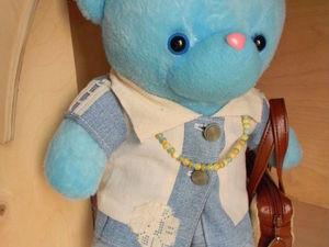 Такие разные заказы)) Из жизни одного медведя. Ярмарка Мастеров - ручная работа, handmade.