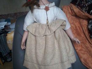 Помогите определить примерный возраст куклы. | Ярмарка Мастеров - ручная работа, handmade