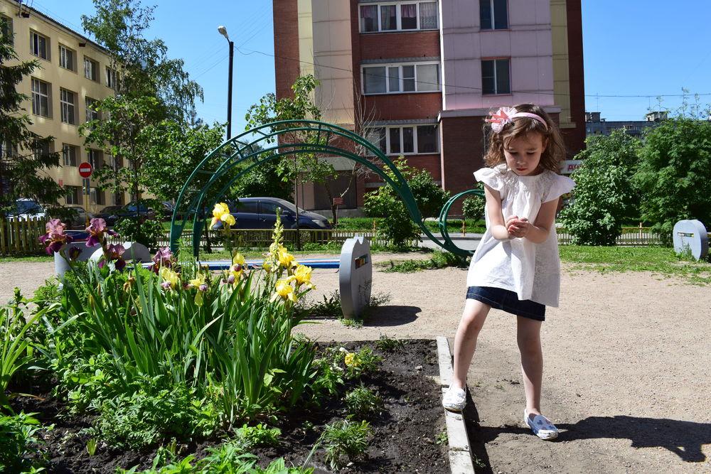 для детей, лето