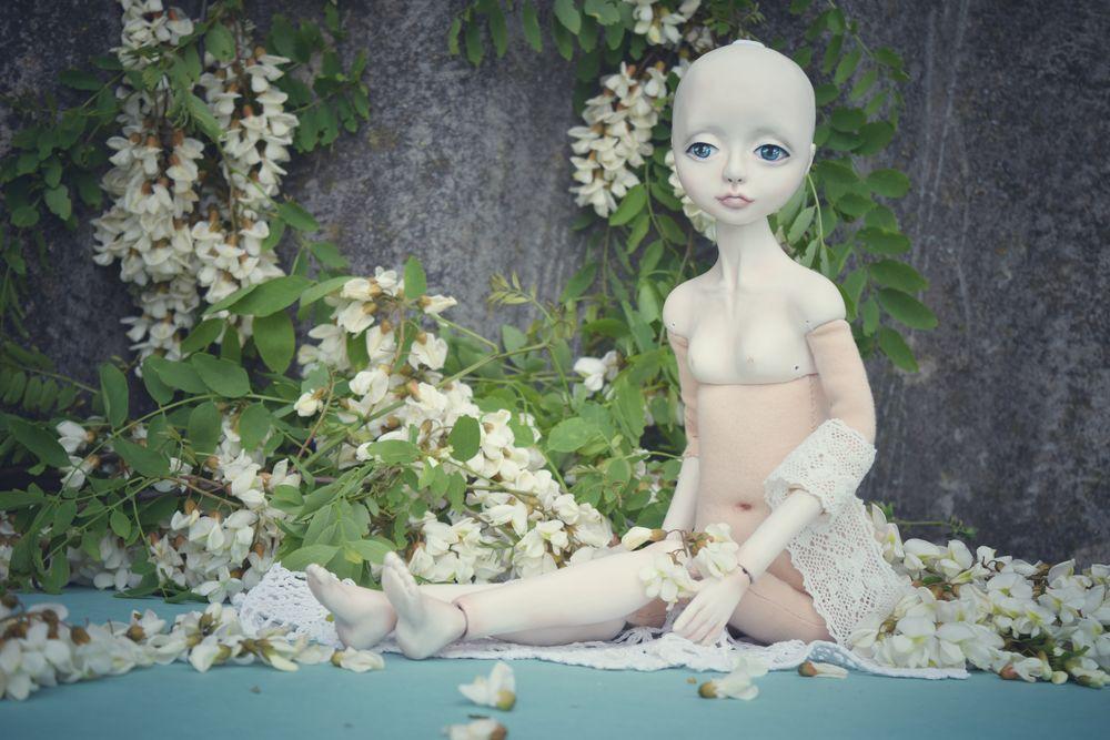 кукольный дом, авторская работа, dolls, кукла коллекционная