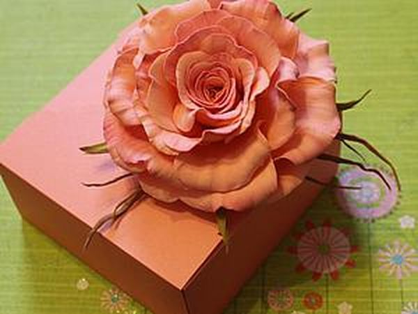 How to Fold an Origami Gift Box   Livemaster - handmade