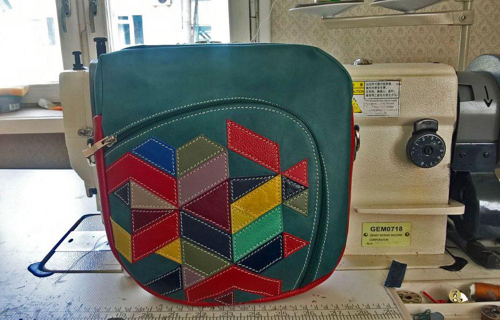 новая сумка, сумочка на ремне, сумка через плечо, зеленая сумка