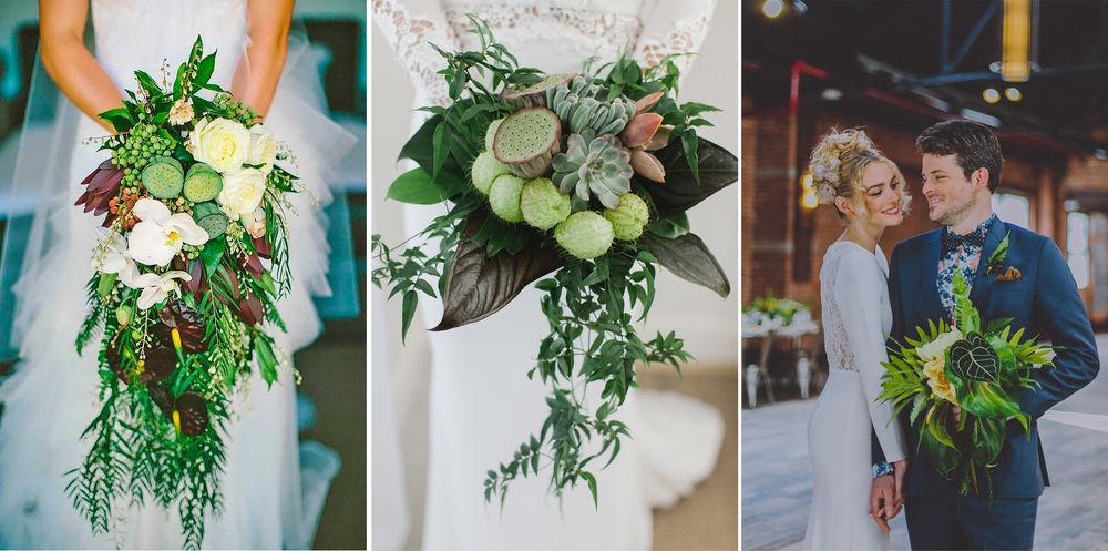 свадьбав стиле тропики, свадебное оформление