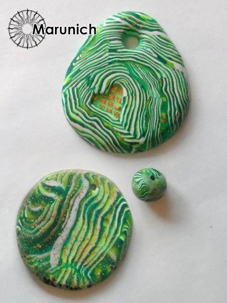 полимерная глина уроки для начинающих, полимерная глина для начинающих, полимерная глина мастер-класс, мастер-класс по полимерной глине, украшения из полимерной глины своими руками, украшения своими руками, марунич, елена марунич, Украшения и аксессуары