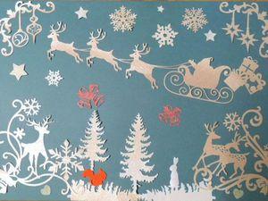 Примерные образцы украшения окон ,,Новогодняя тематика,, | Ярмарка Мастеров - ручная работа, handmade