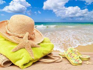 """Многолотовый аукцион """"Лето, Море, Солнце, Пляж!"""". Ярмарка Мастеров - ручная работа, handmade."""