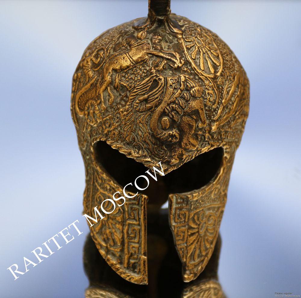 бронзовый колокольчик
