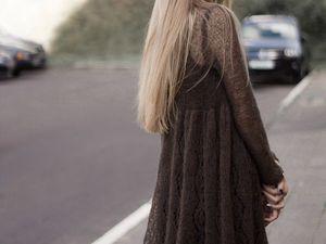 При заказе платья — доставка в подарок. Ярмарка Мастеров - ручная работа, handmade.