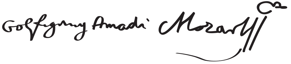 автографы на скатерти