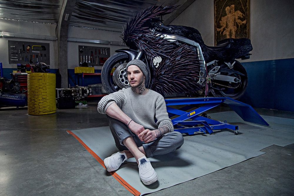 Maxime Leroy and His Work with Feathers, фото № 1