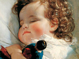 Волшебные  слова ребенку перед сном. Ярмарка Мастеров - ручная работа, handmade.