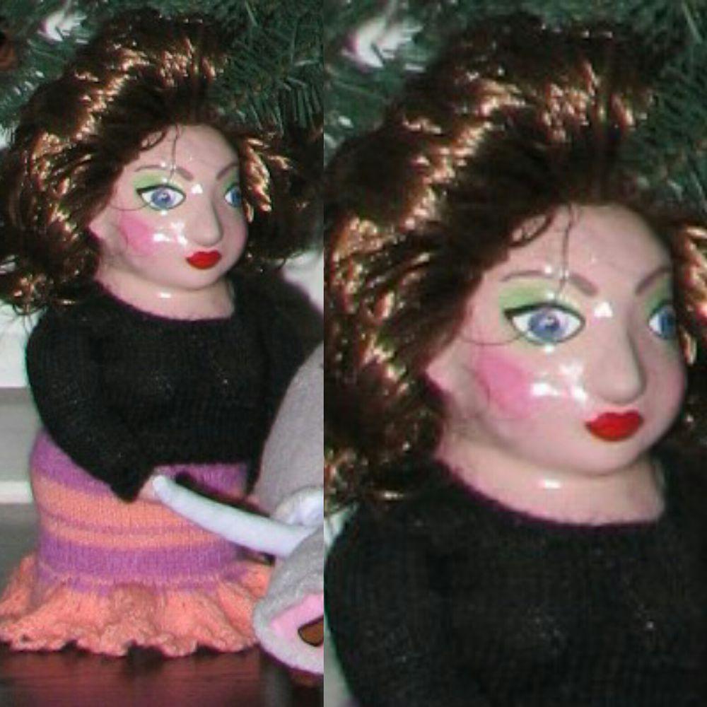вязание, куклы своими руками