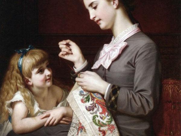 Всем мамам-рукодельницам посвящается | Ярмарка Мастеров - ручная работа, handmade