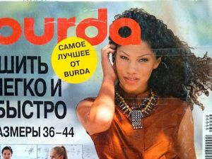 """Парад моделей Burda """"Шить легко и быстро"""", 1998 г. Ярмарка Мастеров - ручная работа, handmade."""