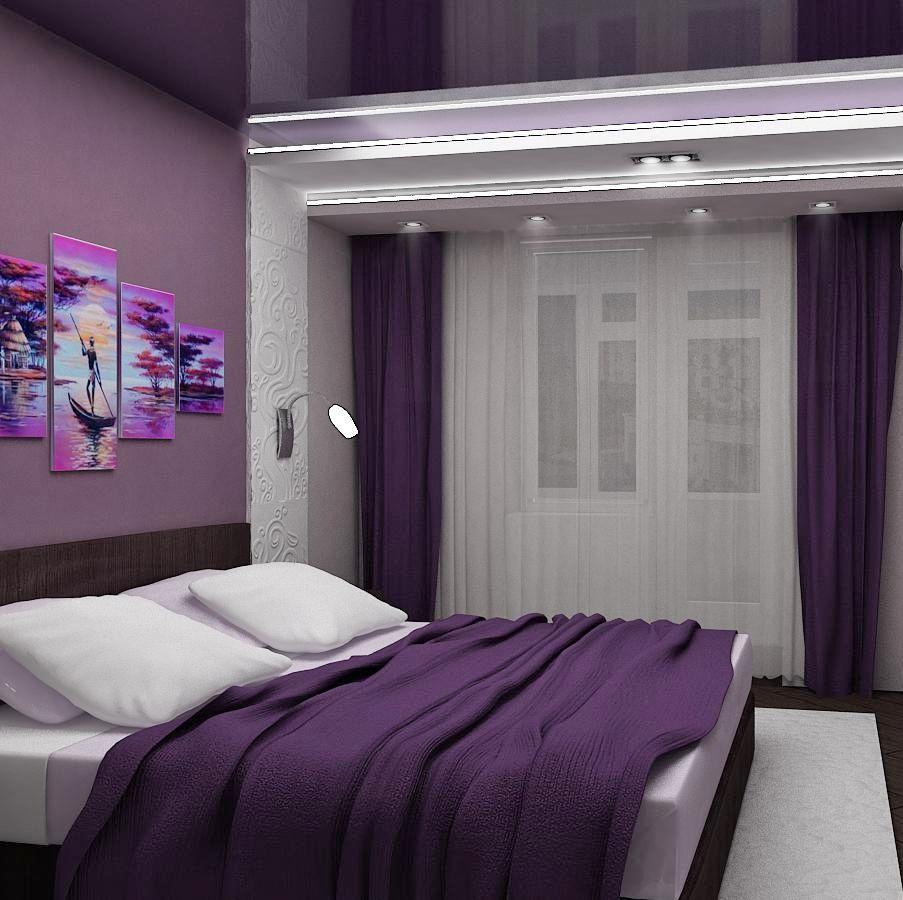 современные картинки в фиолетовом цвете фото проведенная разводка водопровода