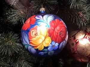«Хрупкое чудо на новогодней елке»: выставка елочных украшений в Коломенском. Ярмарка Мастеров - ручная работа, handmade.