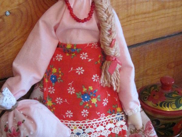 Новая куколка! | Ярмарка Мастеров - ручная работа, handmade
