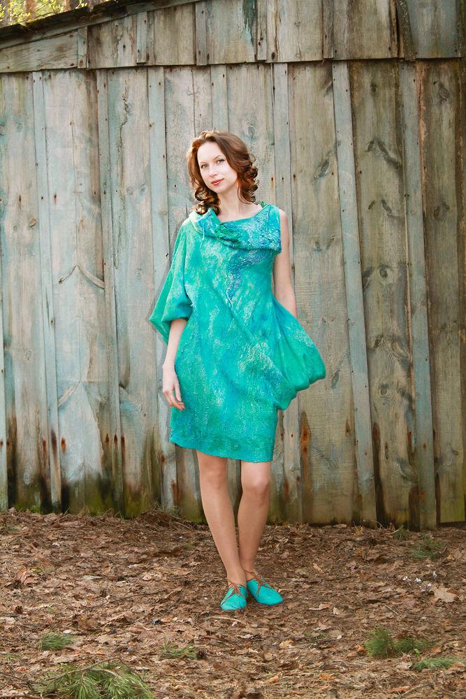 идеи и вдохновение, платье и блузка