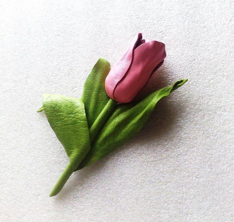 брошь-цветок, брошь из кожи, кожаная брошь, украшения из кожи, тюльпан, кожа, ландыш, мастерская, купить украшения, купить подарок, купить брошь, колье из кожи, обруч для волос, браслет из кожи, цветок из кожи, визитница, цветы из кожи, мак, роза из кожи, роза-брошь