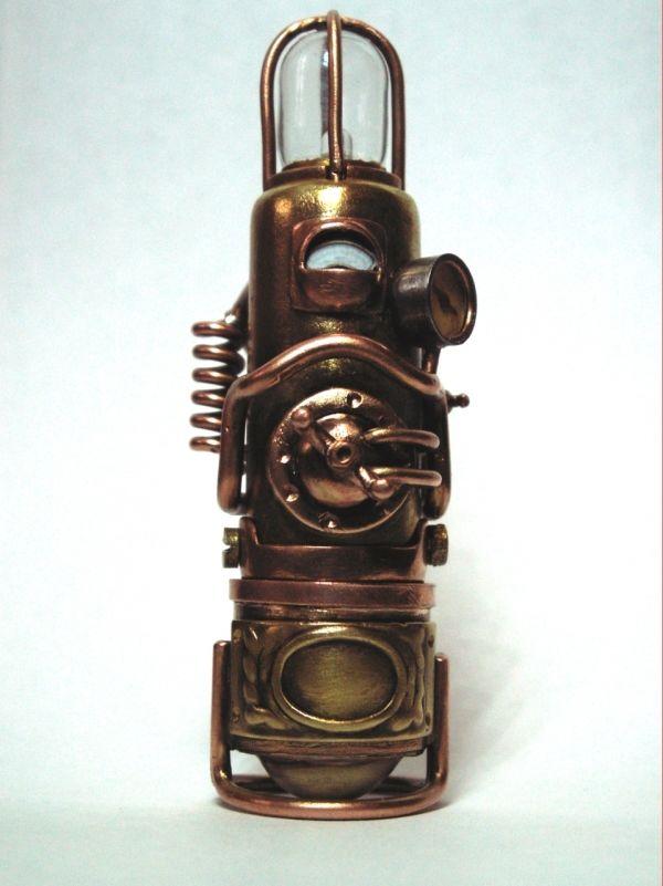 Стимпанк как яркий стиль старины в современности, фото № 34