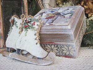 Дорогие друзья, всем теплой, душевной зимы!. Ярмарка Мастеров - ручная работа, handmade.