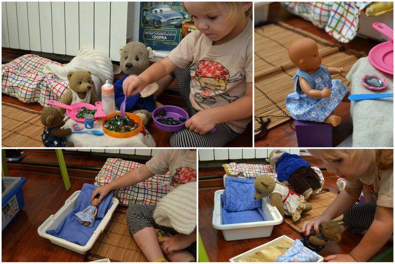 мишки, мишка ручной работы, игрушки, с детьми, театр, тедди