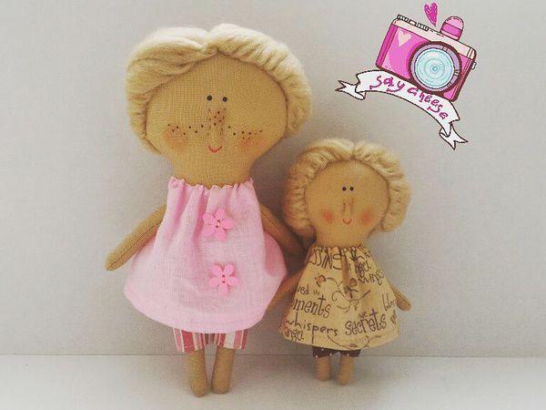 Мини-Куклы   Ярмарка Мастеров - ручная работа, handmade