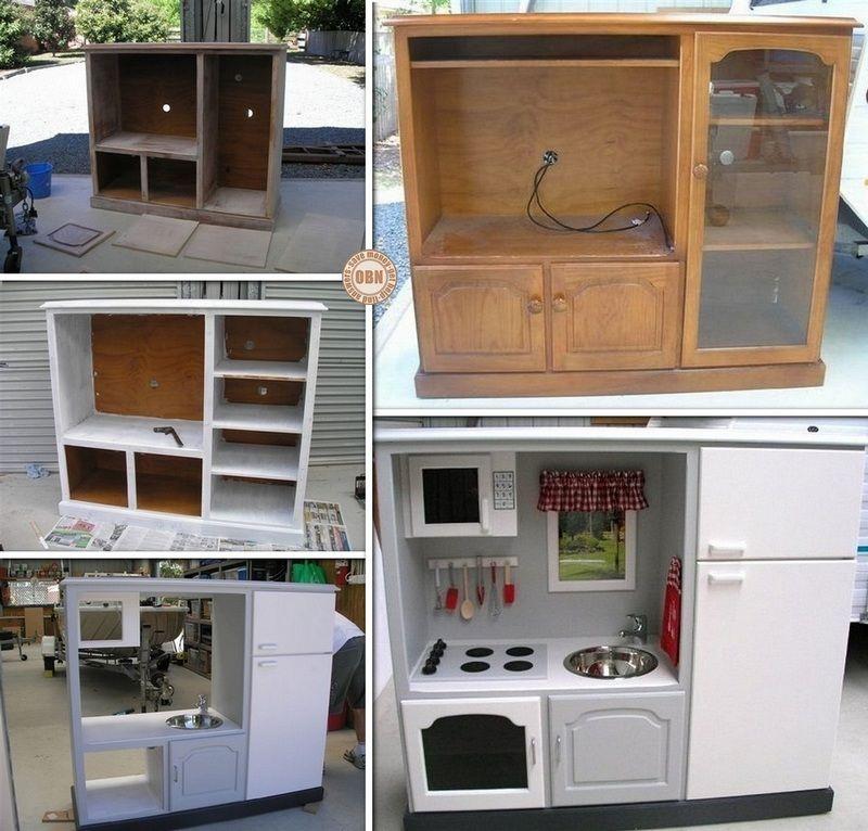 Переделанная мебель, которую действительно можно поставить в квартире, фото № 28