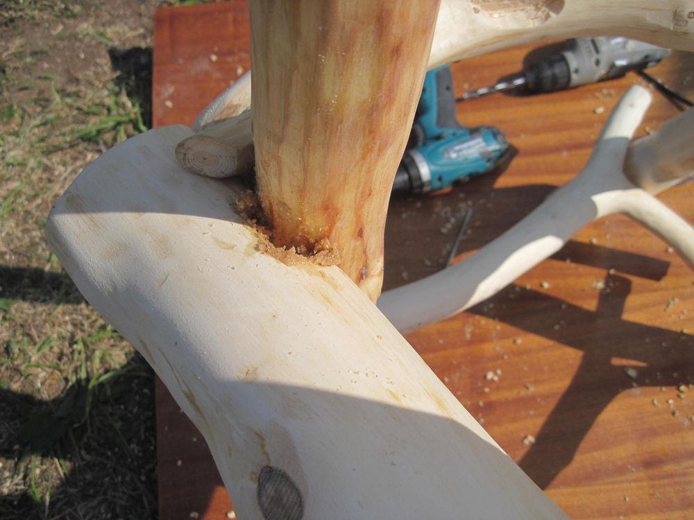 Об участии в международном фестивале деревянной скульптуры., фото № 21