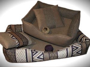 Лежаки для средних собак. Ярмарка Мастеров - ручная работа, handmade.