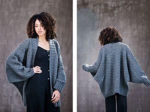 Fall Fashion: Lots of Ideas for Knitting. Livemaster - handmade