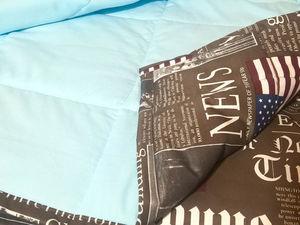 Пошив стеганого пледа / одеяла.. Ярмарка Мастеров - ручная работа, handmade.