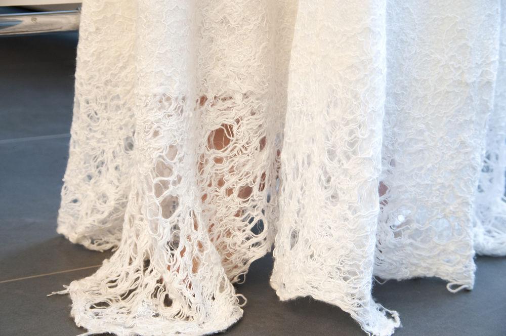 ангельское платье