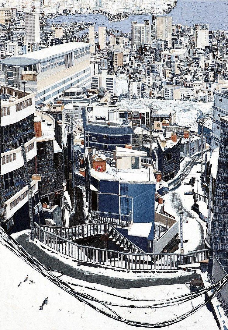 Невероятные джинсовые города Choi So Young