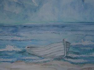 Лодка. Ярмарка Мастеров - ручная работа, handmade.
