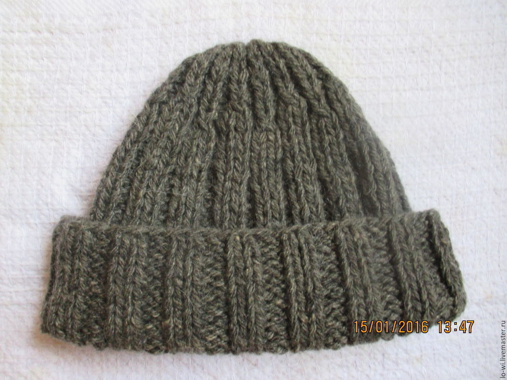 акция, шапка, шапка вязаная, шапка спицами, шерсть, козий пух